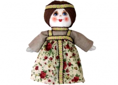 Кукла сувенирная